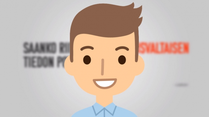 Video thumbnail person face